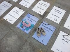 memoriale vittime di Gaza, Ambivere (BG)