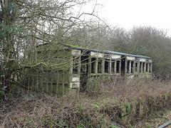 Ashdon Halt (Hornbeam Arts) Tags: railway disused essex ashdon