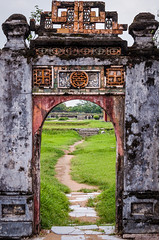 In to the Citadel (Pixel_Runner) Tags: asia places vietnam imperialpalace hue hu tphu
