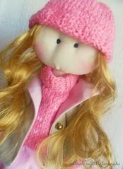 AnnCrafts Dolls - Carlota Doll IV (AnnCrafts Artesanato) Tags: handmade boneca tilda handmadedolls handmadedoll anncraftsdesign anndolls