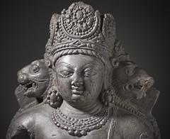 The Hindu God Vishnu LACMA M.69.13.2 (17 of 17) (Fæ) Tags: wikimediacommons imagesfromlacmauploadedbyfæ sculpturesfromindiainthelosangelescountymuseumofart vaikunthachaturmukha