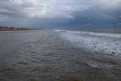 la mer en hiver (Giulio Buonomini) Tags: sunset panorama beach landscape italu ostia spiaggia prospettiva