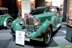 1936 - 1937 Lagonda LG 45 Drophead Coup (Georg Sander) Tags: pictures auto show old wallpaper holland green classic cars netherlands dutch car 1936 maastricht photo automobile foto image photos mark alt top picture mobil images lg 45 international fotos classics type vehicle oldtimer series motor autos grn bild messe coupe generation serie mk bilder coup ausstellung motorshow liter mobiel litre niederlande inter 1937 lagonda typ automobil 2015 drophead automobilausstellung automesse lg45 automobilmesse interclassics topmobiel