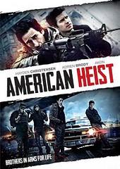 American Heist โคตรคนปล้นระห่ำเมือง
