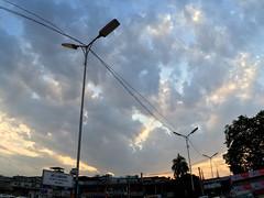 Tezpur Evening Sky (InvaderXan) Tags: india assam インド tezpur ভারত অসম তেজপুর
