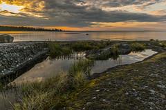 Valaam (misus1504 (Elena)) Tags: sunset lake landscape dawn russia karelia breaking valaam ladoga