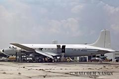 DOUGLAS C118A N92860 (shanairpic) Tags: dc6 propliner c118 douglasc118 fortlauderdalen92860