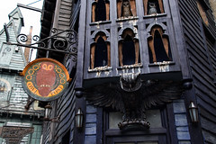 DSC_1923 (MellieRene4) Tags: orlando hp harry potter harrypotter universalstudios hogsmeade 2015 diagonalley