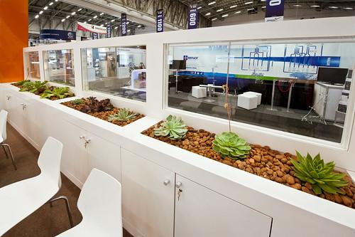 custom exhibiton stand