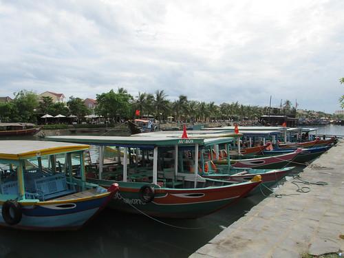Port de Hoi An, Vietnam