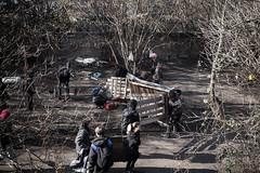 Freiraum Elbtal Räumung am 27.02.2015 in Dresden-13 (Marcus Fischer) Tags: dresden polizei elbtal barrikaden räumung hausbesetzung freiraum 27022015