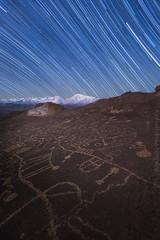 Sky Forever (Jared Ropelato) Tags: art night landscape star ancient native cliffs nativeamerican petroglyph rockart easternsierras ancientart 2015 skyrock jaredropelato