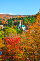 039-2 (jlucierphoto) Tags: new autumn england mountain mountains color fall beautiful woods vermont village north foliage crisp streams