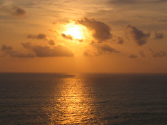 Sunset From Bali