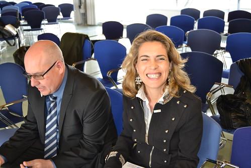 Pilar Garrido y José Antonio Gómez