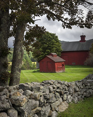 "Barns at farm known as ""Local Farm"" (Trotter Jay) Tags: connecticut barns farms dairyfarm litchfieldcounty localfarm"