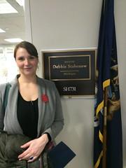 Senator Debbie Stabenow's office