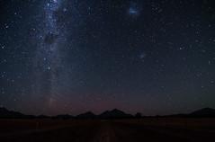 Night Sky over the Stirling Ranges (inefekt69) Tags: longexposure mountains rural stars countryside bush nikon tokina galaxy astrophotography outback nightsky range 11mm westernaustralia milkyway stirlingranges 1116mm mttrio d5100