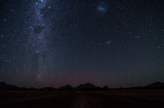 Night Sky over the Stirling Ranges