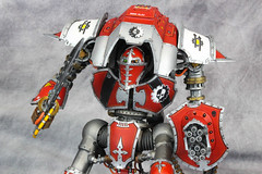 knight castigator 13 (Celsork) Tags: war celso lord 40k walker knight 30k mendez taranis castigator mechanicum celsork cerastus