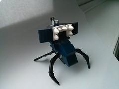 3 Mobile Frames from Glowkies Mixels (Xand0r) Tags: mobile lego frame zero mecha boogly globert mixels vampos glowkies