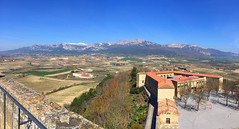 View from the bell tower (Megan David 5) Tags: spain laguardia europe walled city travel wine region alava basque bell tower