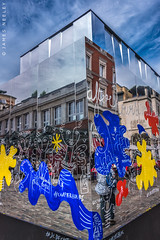 Reflectons of Covent Garden (James Neeley) Tags: london reflections coventgarden jamesneeley