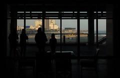 Looking at Atlantic City (Blake Bolinger) Tags: beach window newjersey nj shore atlanticcity