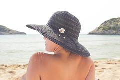 Smells like summer (sbouboux) Tags: smellslikesummer summer girl woman bellaragazza greece hellas sea sand voidokoilia   peloponisos summerlight