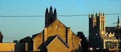 Evening light on stone (Gary Seibert) Tags: sunset ontario church stone evening guelph
