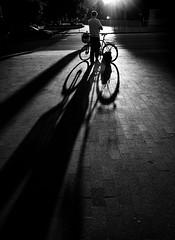 Waiting in the Evening Sun (Jan Jespersen) Tags: street city urban blackandwhite bw germany deutschland hamburg citylife streetphotography streetphoto urbanscenes urbanlife urbanphotography urbanscene platea hamburgstreetphotography janjespersenphotography plateastreetphotocollective
