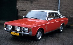 32-35-PL Ford Taunus 17M 1700S Sedan 1970 (Wouter Duijndam) Tags: 3235pl ford taunus 17m 1700s sedan 1970
