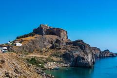 Rhodes (Joe Vio) Tags: historic travel seascape rodos egeo greece gr