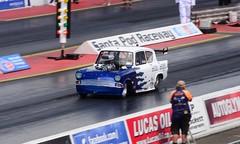(Sam Tait) Tags: dragstalgia santa pod raceway england 2016 nostalgia anglia ford 105e