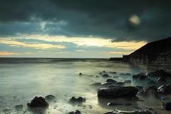 六塊厝漁港 (Lavender0302) Tags: 雲 夕陽 六塊厝 屯山 淡水 新北市 台灣 taiwan clouds sunset