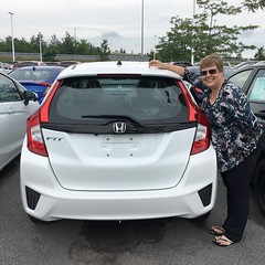 Congrats to my momma on her new purchase! Welcome to the Honda club! (Nicole Amanda Photography) Tags: instagram wedding photographer ottawa weddingphotographer photography blog engaged square congrats momma her new purchase welcome honda club