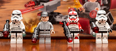 Star Wars Lego-Galactic Empire Battle Pack- Set 75134 (Andrew D2010) Tags: 75134 legostarwars set75134 galacticempirebattlepack shocktrooper imperialstormtroopers lego imperialtechnician imperialshocktrooper starwars starwarslego minifigs technician stormtroopers minifigures