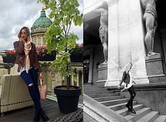 Saint Kazan by Nastassja  O., 21 year old girl from Saint Petersburg, Russia (9lookbook.com) Tags: bulgari calvinklein furla michaelkors tommyhilfiger zara christianlouboutin giorgioarmani louisvuitton