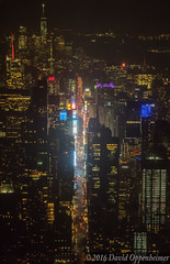 Times Square Aerial Photo (Performance Impressions LLC) Tags: timessquare timessquareaerial nyc newyork newyorkcity manhattan aerial night city lights citylights taxis people midtown midtownmanhattan 10019 unitedstates usa 13892931902