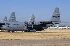 63-7894 C-130E Hercules - Aerospace Maintenance and Regeneration Group (AMARG) - Davis-Monthan AFB, AZ (David Skeggs) Tags: aircraft airplane aeroplane military usaf usairforce davismonthan davidskeggs amarg amarc masdc boneyard c130 c130e hercules
