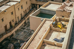 Fez, Morocco (knet2d) Tags: fes fez medina elbali morocco medieval africa travel wanderlust memoriasdeoriente tannery sonya7r sony leica