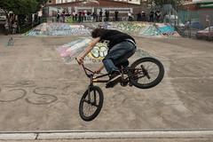 (rich_b1982) Tags: sheffield bmx devgreen devonshire skatepark cliffhanger