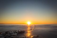 Good morning (keikoellis) Tags: canon6d canon sunrise seaview outdoor nature nsw australia cronulla nd cokin longexposure seascape landscape