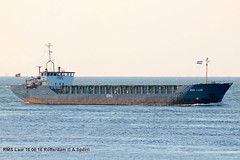 RMS Laar (andreasspoerri) Tags: antiguabarbuda generalcargo georglhrs imo8508400 peterswewelsfleth rmslaar rotterdam