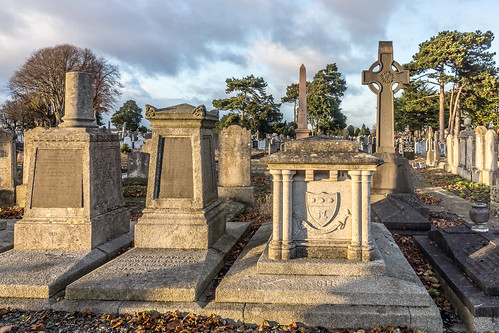 Mount Jerome Cemetery & Crematorium is situated in Harold's Cross Ref-100464