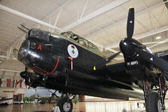 Avro Lancaster Mk. X RCAF KB726 - Canadian Warplane Heritage Museum Mount Hope Ontario Canada (Gerald (Wayne) Prout) Tags: avrolancastermkxrcafkb726 avrolancastermkx avrolancaster lancasterbomber avro lancaster bomber heavybomber roychadwick wwii lanc mynarskimemoriallancaster andrewmynarskimemorial canadianwarplaneheritagemuseum johncmunrohamiltoninternationalairport mounthope cityofhamilton ontario canada prout geraldwayneprout canon canoneos60d canonlensefs18135mmf3556is lens efs18135mmf3556is photographed photography vehicle airplane aircraft plane military johncmunro city hamilton airport international warplane heritage museum worldwarii royalcanadianlegiongoderich royalcanadianlegion goderich searchandrescue maritimeaircommand restoration historical antique old no419squadronrcaf no419 squadron rcaf kb726 vra kb726vra andrewmynarski