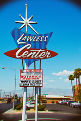 Lawless Center (Thomas Hawk) Tags: vegas usa neon unitedstates lasvegas nevada unitedstatesofamerica clarkcounty fav10 lawlesscenter