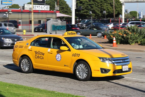Flickriver: So Cal Metro's photos tagged with yellowcab