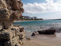 DSCF4548 (L.la) Tags: sea mer beach europa europe fuji eu greece gr plage grce karpathos x10 lla lefkos fujix10 laurentlopez