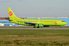 S7 Airlines, VP-BUG, Boeing 737-86J (Anna Zvereva) Tags: plane airport aviation airbus boeing spotting dme domodedovo домодедово uudd